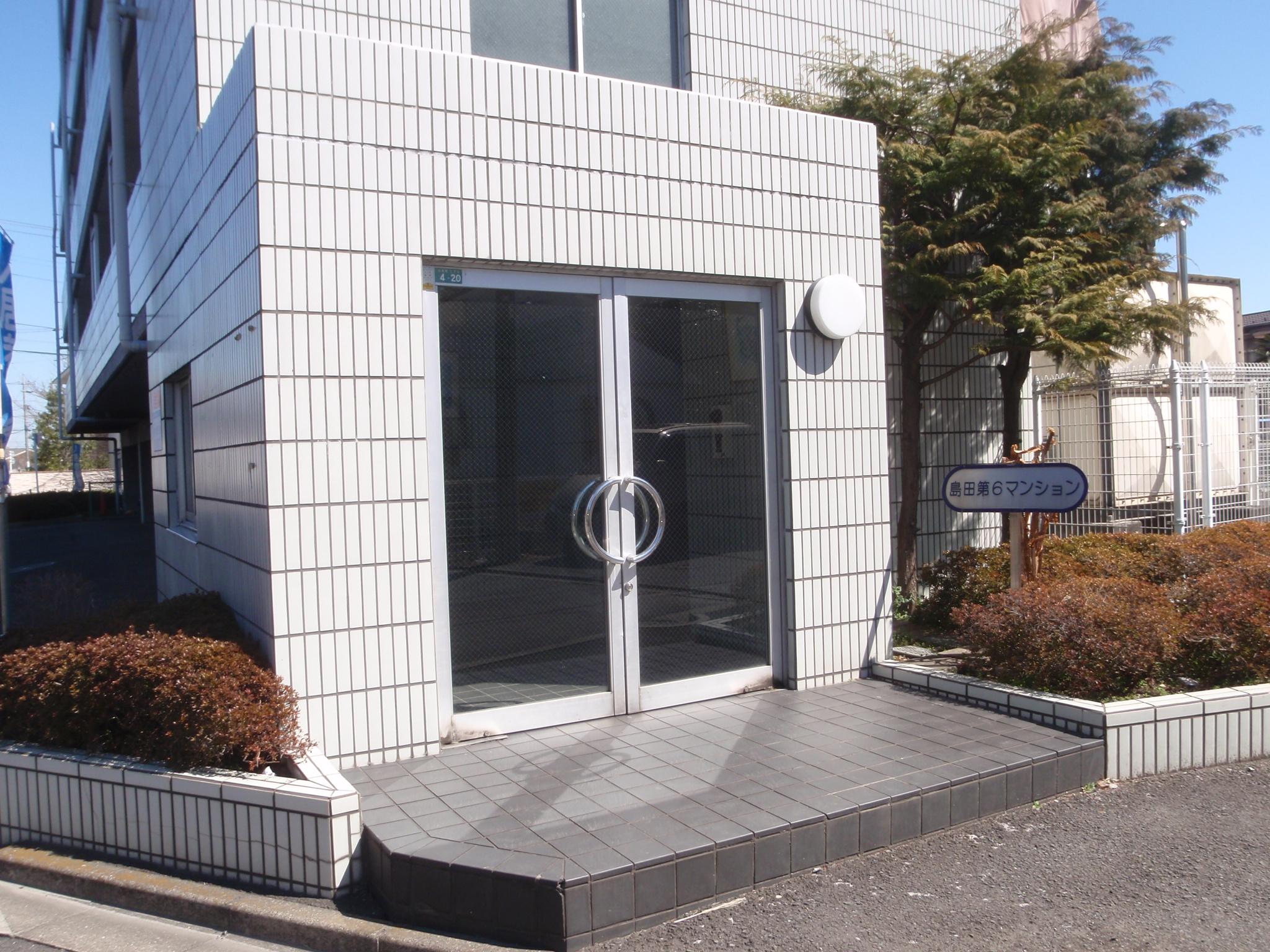 島田第6マンション外観画像1