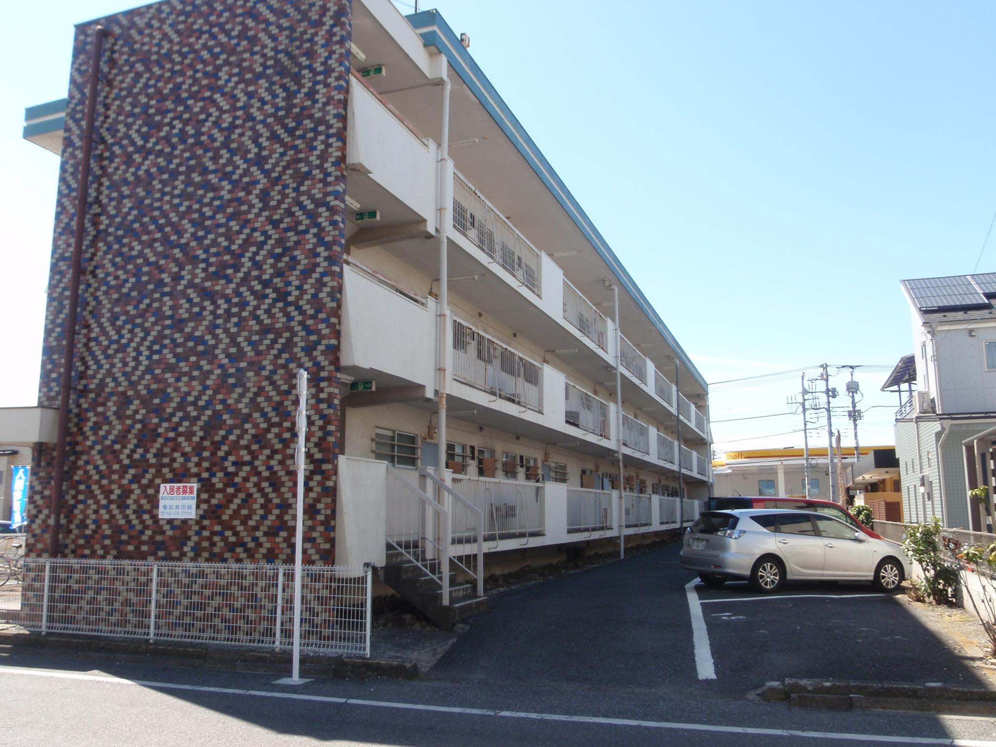 島田第1マンション外観画像1