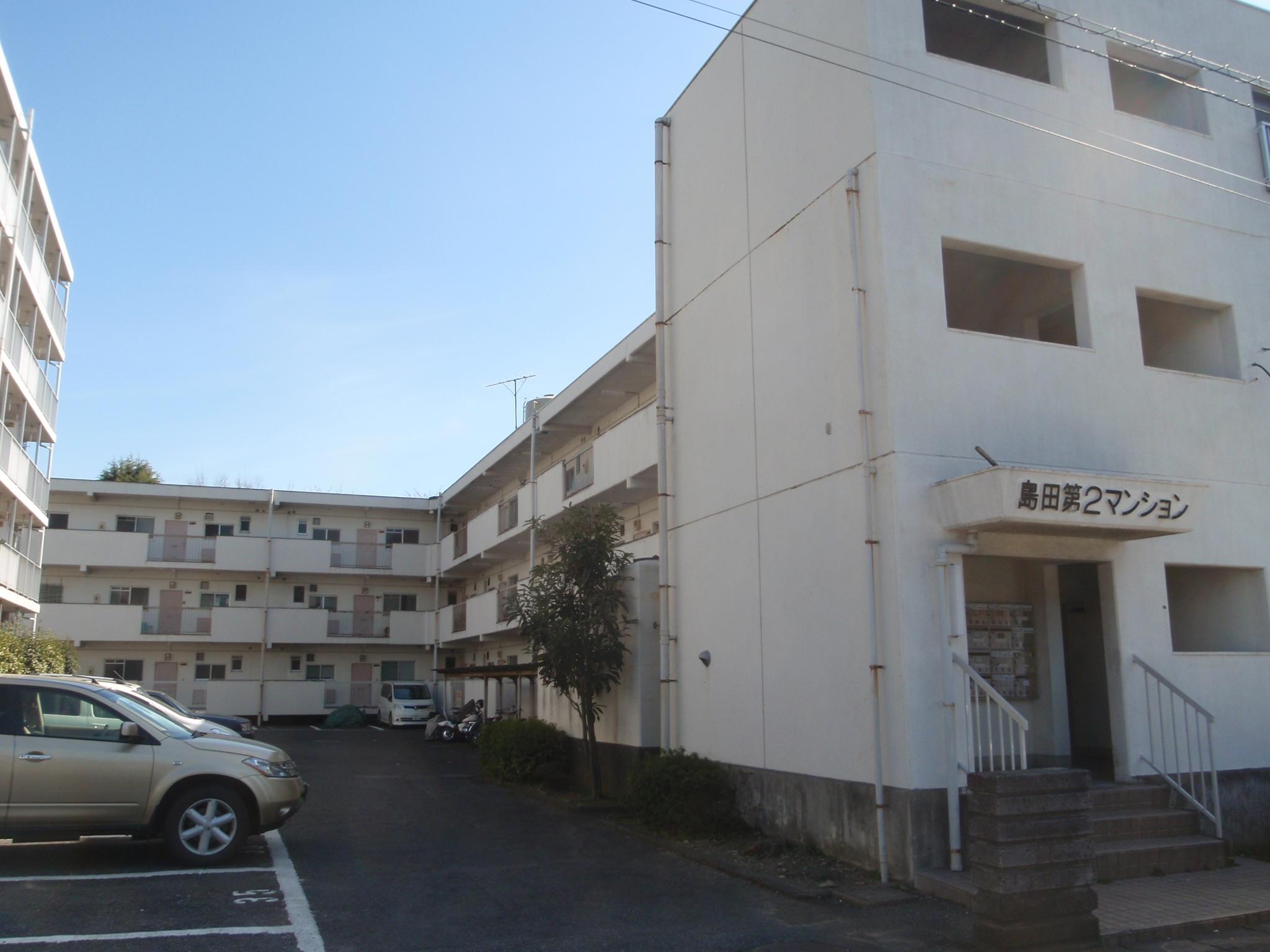 島田第2マンション外観画像1