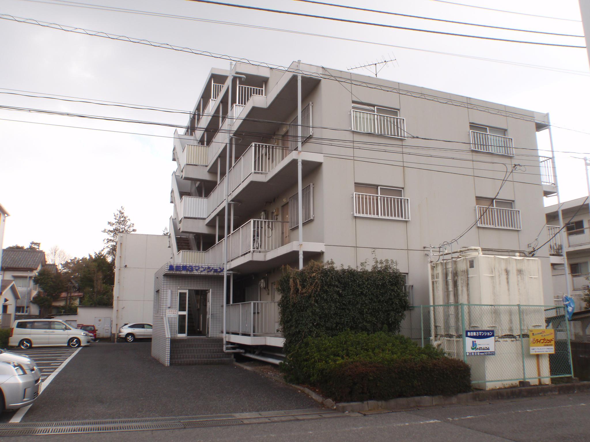 島田第3マンション外観画像2