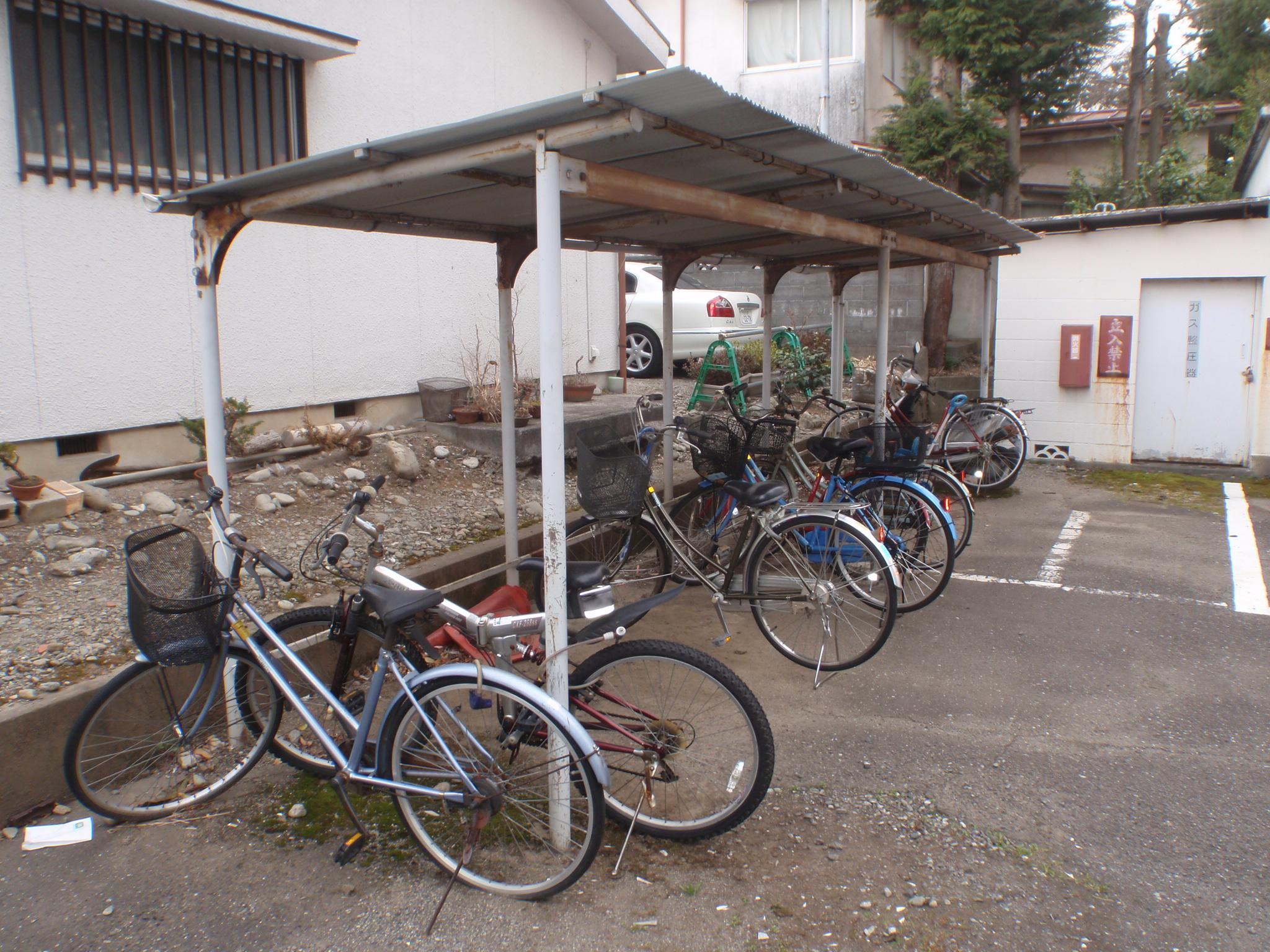 島田第3マンション外観画像9