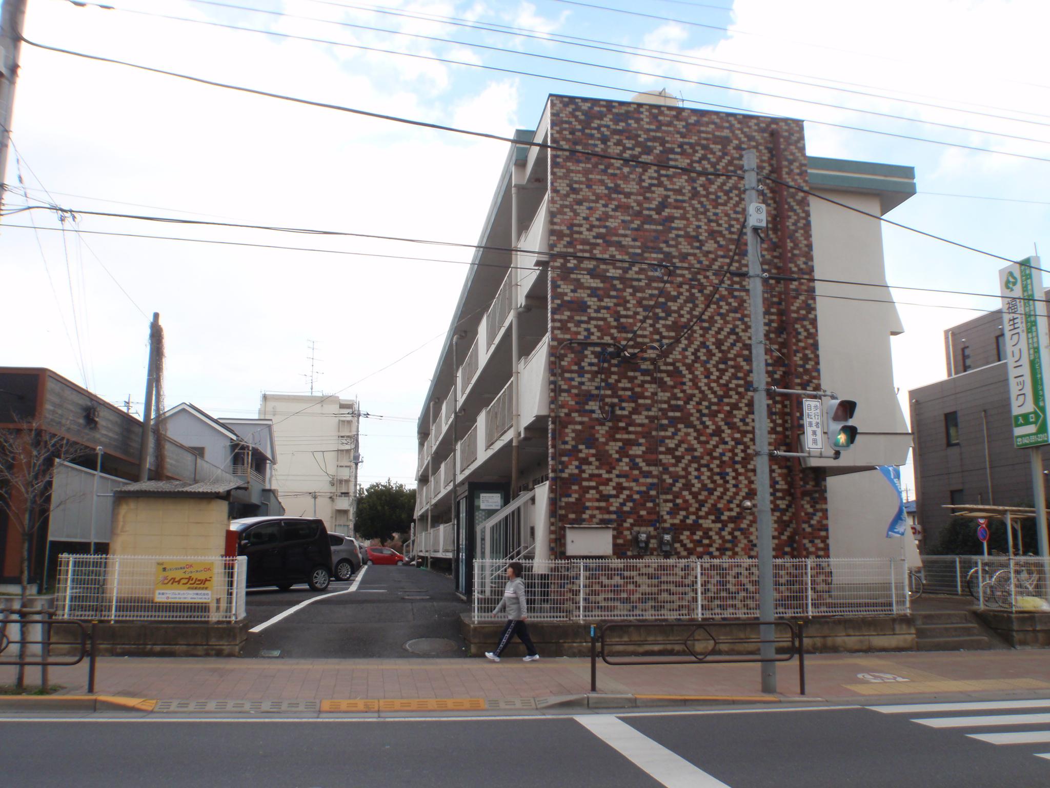 島田第1マンション外観画像2