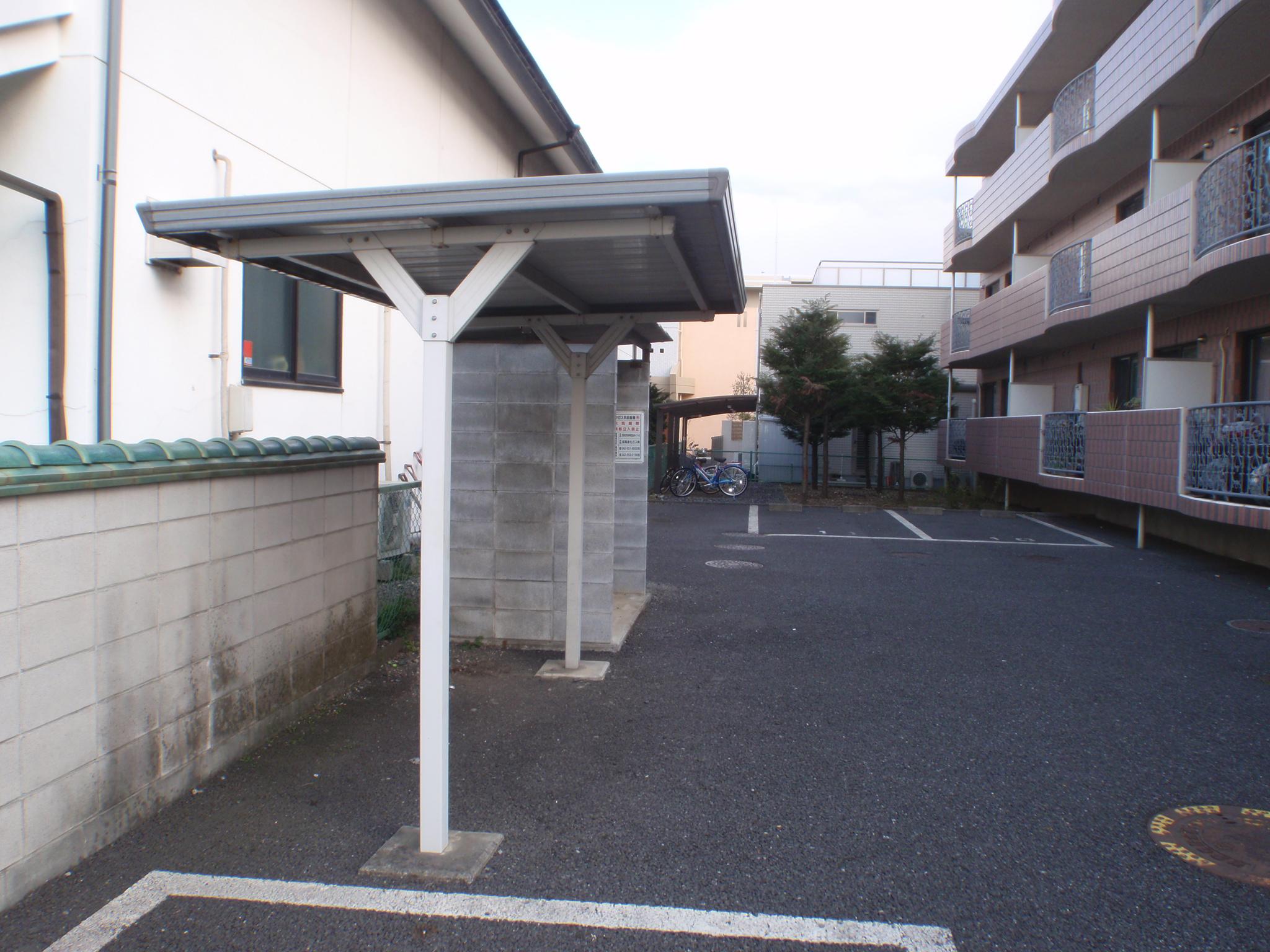 島田第8マンション外観画像3