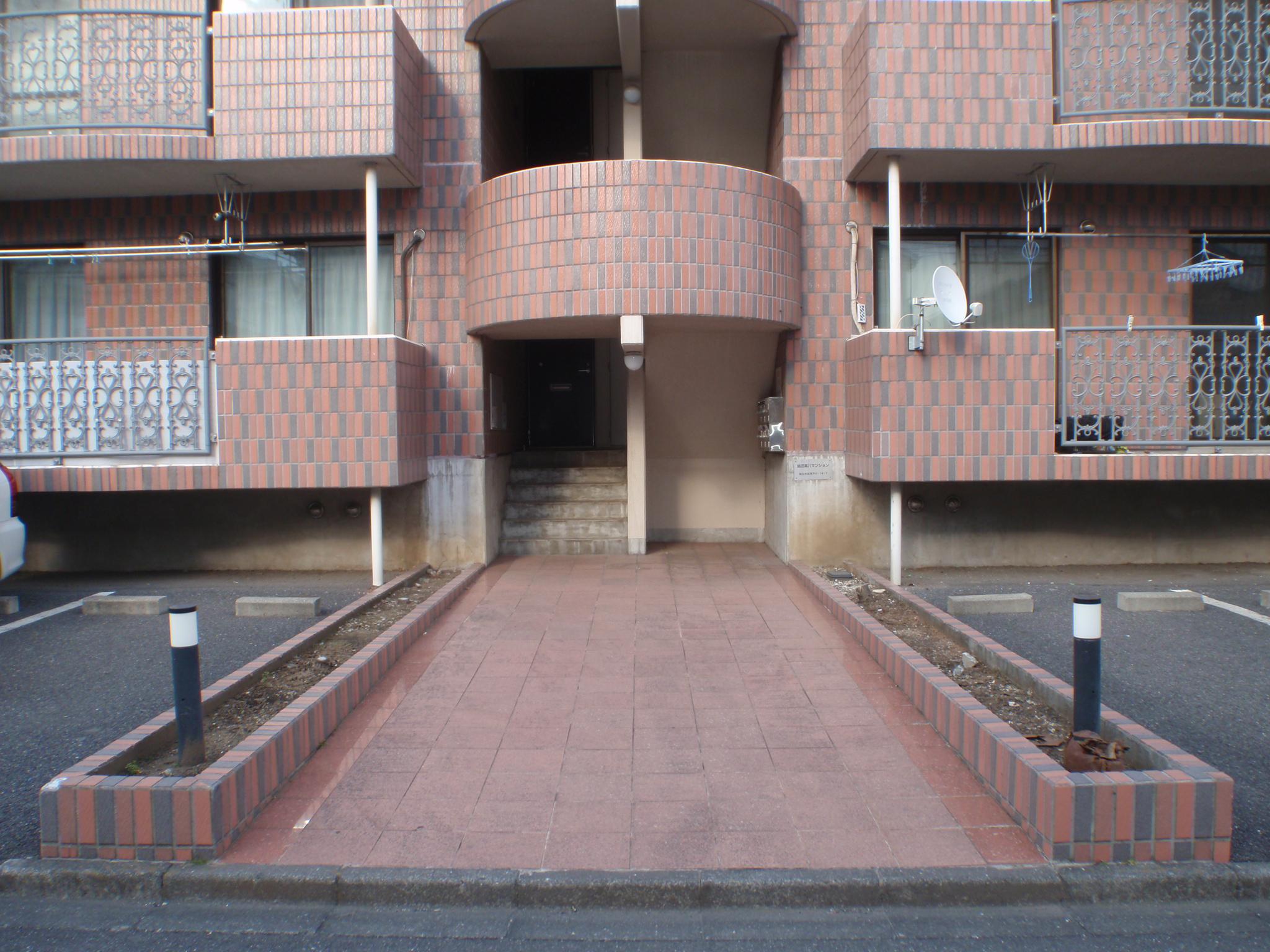 島田第8マンション外観画像1