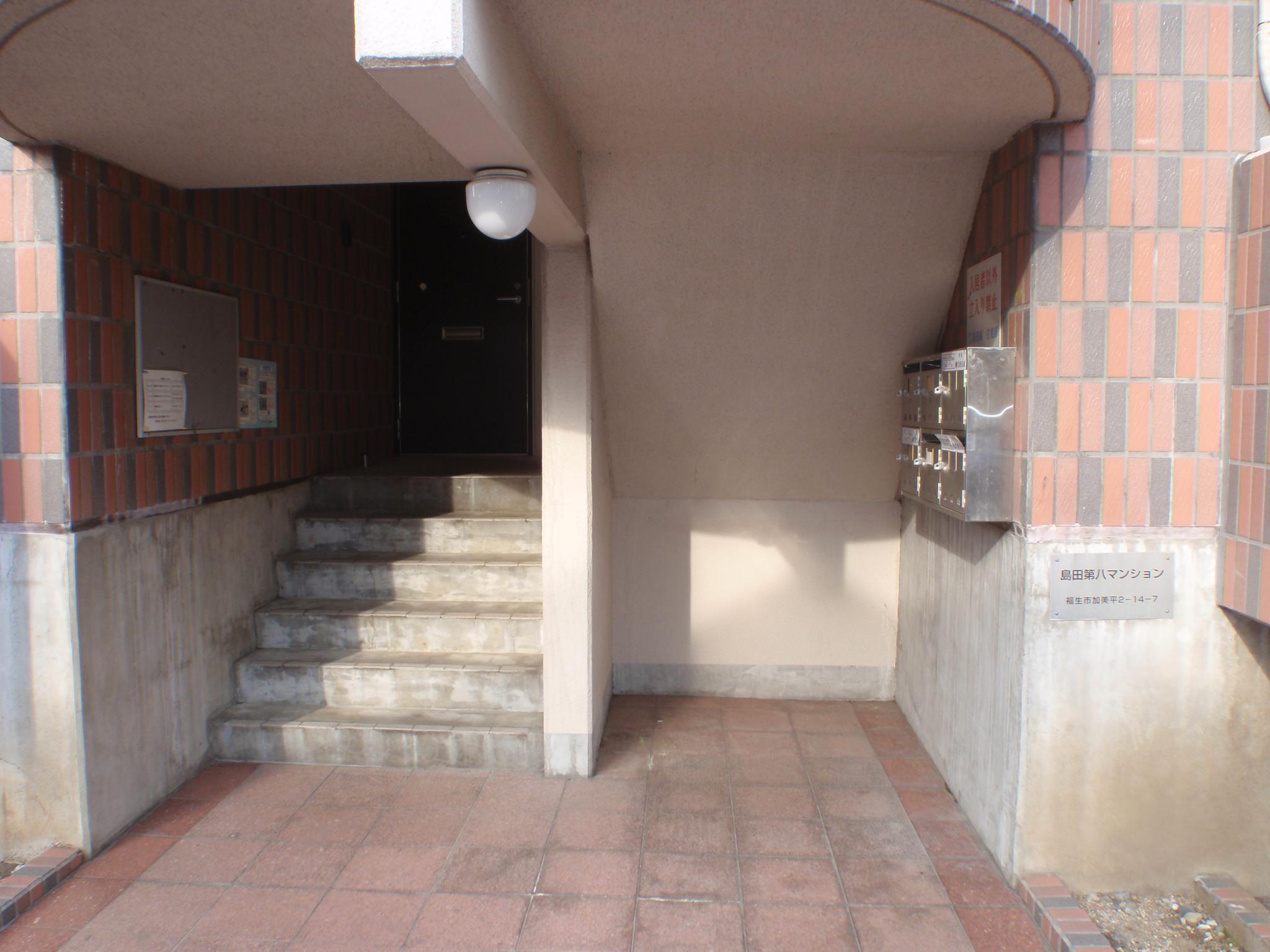 島田第8マンション外観画像2