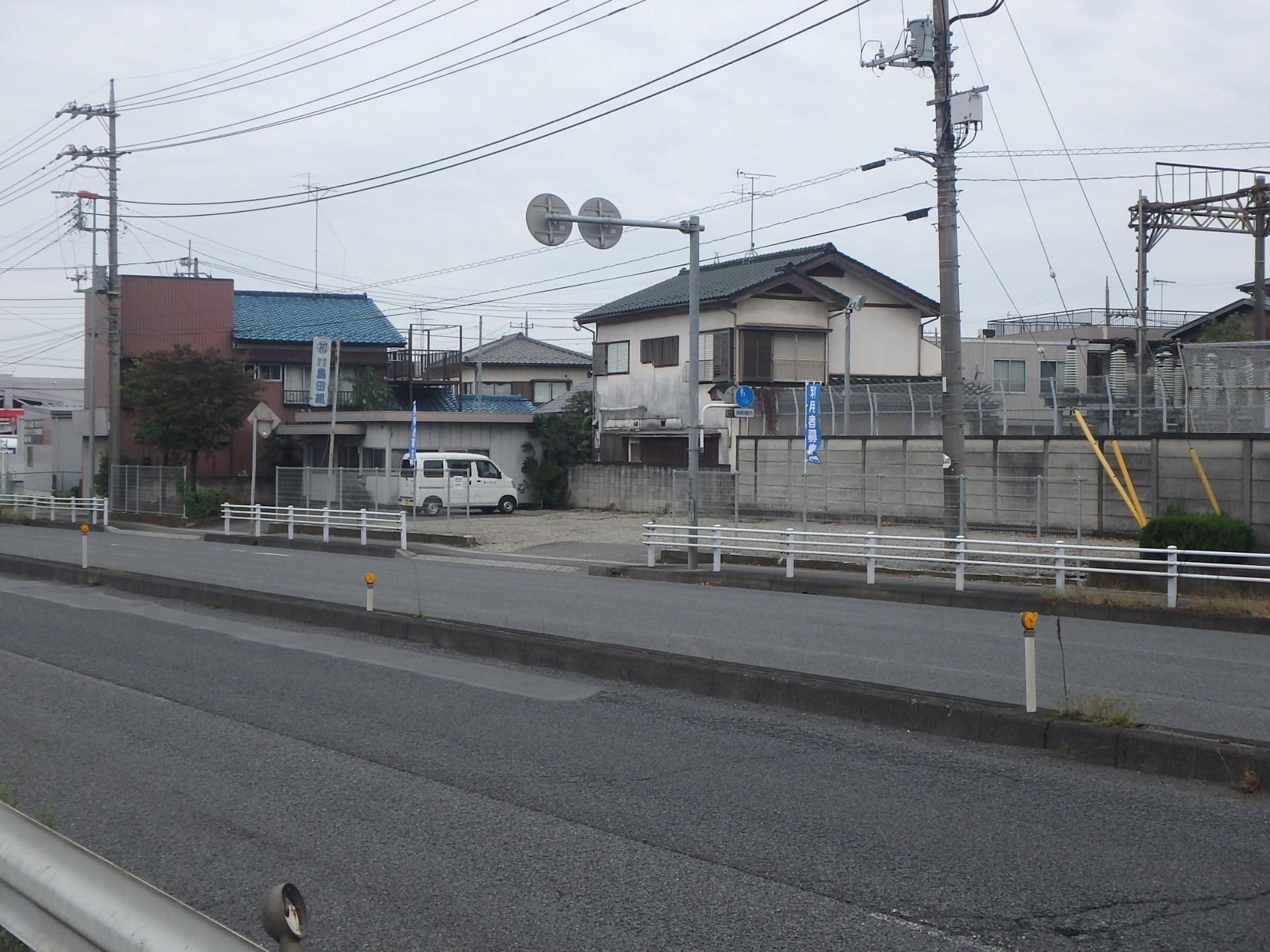 島田組埼玉支店駐車場外観画像2
